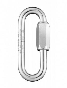Owal wydłużony stalowy ocynkowany śr. 3mm