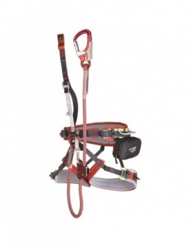 Uprząż biodrowa Air Rescue Evo Sit + Dynavario (różne rozmiary)