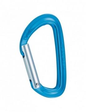 Karabinek Orbit Straight Gate Niebieski