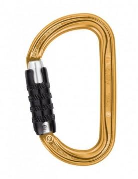 Karabinek Am'D Triact-Lock złoty